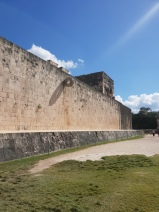 Chichen Itza - where games were played