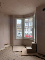 The room skimmed