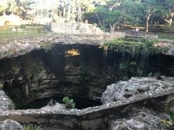 127m deep Cenotes