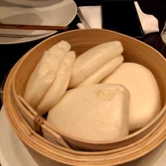 Handmade steamed buns