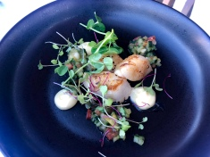 Scallops @ Harbour House